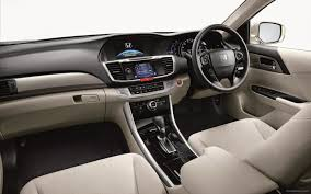 Honda Accord Interior India Honda Accord Hybrid 2014 Fuel Economy
