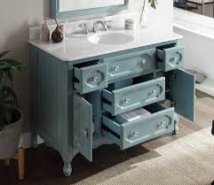 Cottage Style Furniture by 48 U201d Benton Collection Victorian Cottage Style Knoxville Bathroom