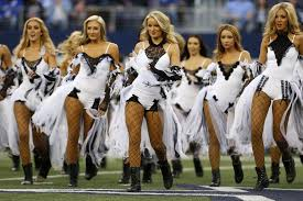 Halloween Costumes Cheerleaders Nfl Cheerleaders Dress Halloween