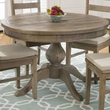 dining tables inspiring oval reclaimed wood dining table