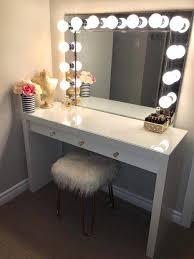 makeup vanity with led lights makeup vanity mirror with lights vanity mirror ideas to make your
