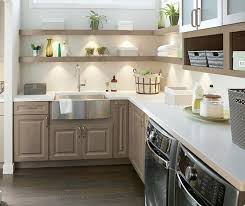 Kitchen And Laundry Design Laundry Room Storage Cabinets Kemper