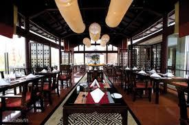 chinese restaurant design with lantern exotic banyan tree lijian