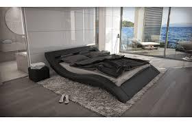 Schlafzimmer Komplett Led Designerbett Massa Mit Led Beleuchtung Exklusiv Bei Sofa
