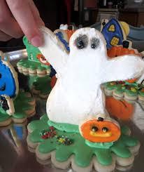 3d halloween cookie craft for kids melissa joy cookies