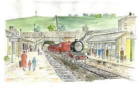 haslingden old and new haslingden u0027s railway u0026 station