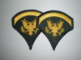 specialist rank militaria ebay