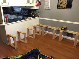 Best Kitchen Booth Table Ideas On Pinterest Kitchen Booth - Building your own kitchen table