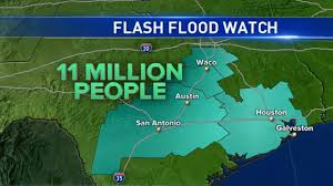 Louisiana Flood Maps by Louisiana Flooding Disaster Grows Millions In Texas Under Flood