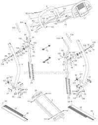 nordictrack nel90952 parts list and diagram ereplacementparts com