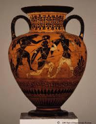 Greek Vase Painting Techniques Archaic Pottery Greek Pottery