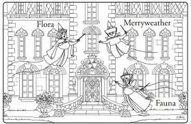 fairies disney sofia coloring pages
