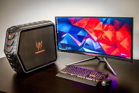 Desk Top Computer Reviews Hands On Acer Predator G6 Skylake Desktop Gamecrate