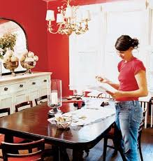 Dark Red Dining Room by 124 Best Dining Room Images On Pinterest Home Dining Room