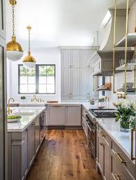 fixer blue kitchen cabinets 17 fixer modern farmhouse kitchens to make your own