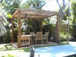 Shade For Pergola by Residential Florida Pergola