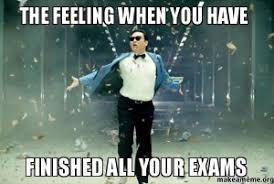 Feeling Memes - 15 exam memes that perfectly describe the end of your exams