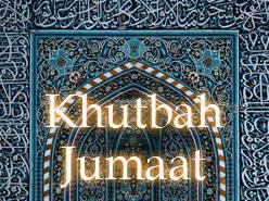 KHUTBAH JUMAAT 11/1/2013 LIVE