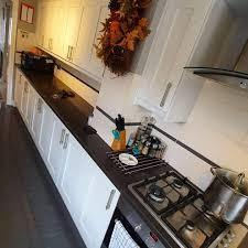 spray painting kitchen cabinets edinburgh kitchen transformations spray painting kitchen cabinets