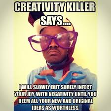 R Meme - creativity meme thoughts for the day for creatives by
