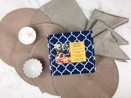 home decor subscription box luxe pineapple post home box october 2017 subscription box review