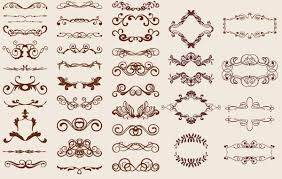 free vector art images graphics for free download 250 free vintage graphics flourish vector ornaments