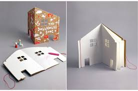 doll design book the dollhouse book features blank pages for kids to design a dream