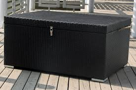 Backyard Storage Containers Interesting Patio Idea With Natural Hardwood Flooring And White