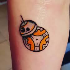 the force is with these tiny star wars tattoos neatorama