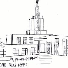 temple coloring page lds temples u2013 coloring pages