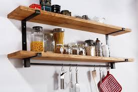 cuisine avec etagere etagere pour cuisine moderne chaios com