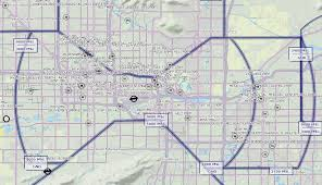 Phoenix Airport Map by Phoenix Airspace Png