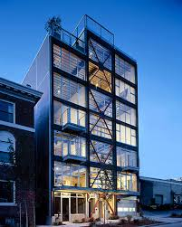Gallery Of Capitol Hill Loft Renovation Shed Architecture