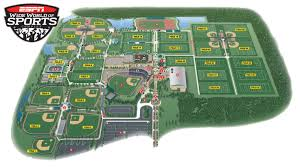 Baseball Usa Houston Field Map by Usa Elite Select