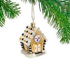 pittsburgh steelers official nfl led box set ornaments