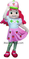Strawberry Shortcake Halloween Costumes Sale Adorable Realistic Popular Professional Strawberry