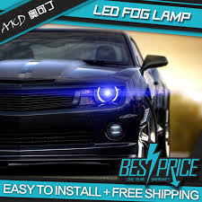 toyota tacoma fog lights akd car styling for toyota tacoma led fog l fog lights drl