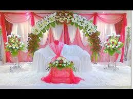 Elegant Wedding Stage Decoration