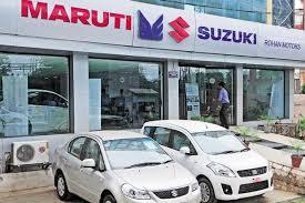 Maruti Suzuki Maruti Suzuki Crosses Rs2 Trillion In Market Cap Livemint