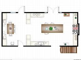 Kitchen Plan On The Set U0027 Design U201cpractical Magic U201d U2013 Verbena