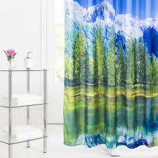 Rainforest Shower Curtain - shower curtains u0026 rods bath jysk canada