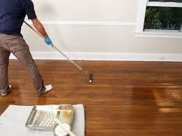 How To Finish Hardwood Floors Yourself - sanding floors yourself 14463