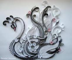 paper quilling birds tutorial paper quilling birds designs and ideas life chilli