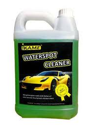 Sho Ikame ikame waterspot cleaner kemasan jerigen istana carwash shoping mall