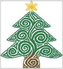 christmas tree tribal images reverse search