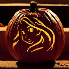 cool disney inspired pumpkin carving ideas