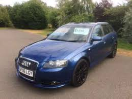 06 audi a3 used audi a3 s line 2006 cars for sale motors co uk