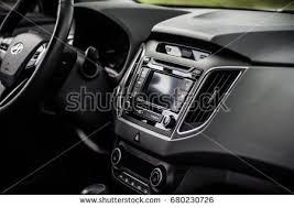 Hyundai Ix25 Interior Creta Stock Images Royalty Free Images U0026 Vectors Shutterstock