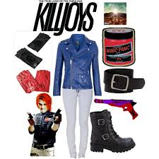 Mcr Halloween Costume True Lives Fabulous Killjoys