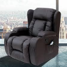 pdaeinc idaho reclining heated massage chair u0026 reviews wayfair